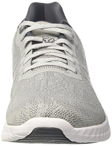 Gymnastique mid Asics kenun De Grey Gris Grey Chaussures Gel mid carbon Homme xqBIq6w