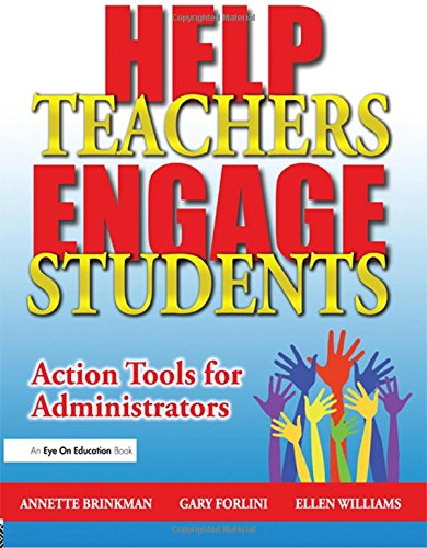 Help Teachers Engage Students: Action Tools for...