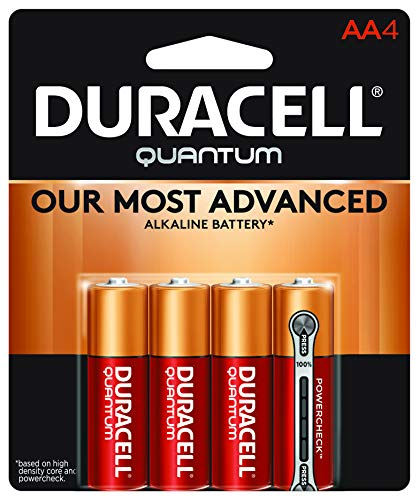 Battery Alkaline Quantum 4/Aa