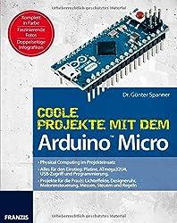 Coole Projekte mit dem Arduino Micro + Original Arduino Micro Platine