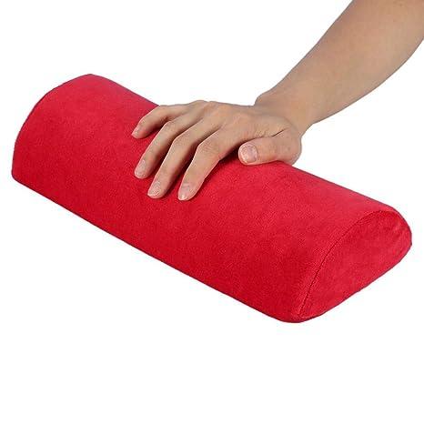 Amazon.com: ForShop - Cojín de mano lavable para manicura y ...