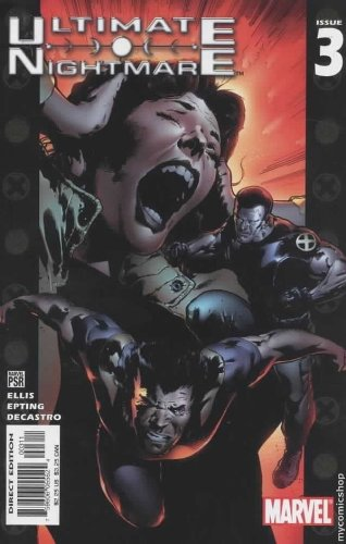 Download Ultimate Nightmare - Issue 3 PDF