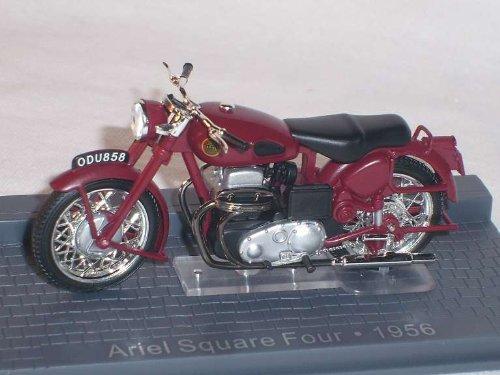 ariel Square Four 1956 1//24 Altaya By ixo Modellmotorrad Modell Motorrad SondeRangebot