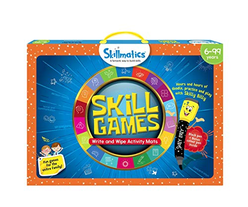 Skillmatics Educational Game: Skill Games (6-99 Years)   Fun Learning Games and Activities for Kids