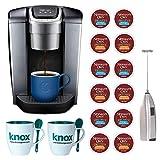 Keurig K-Elite Single Serve K-Cup Pod Coffee Maker 12oz Brew Size,...