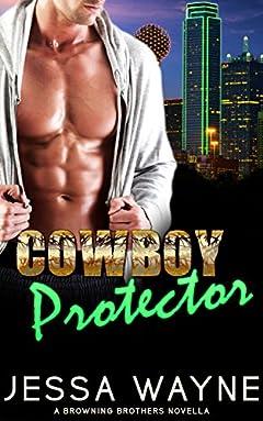 Cowboy Protector (Browning Brothers Novella Book 2)