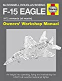 McDonnell Douglas/Boeing F-15 Eagle Manual: 1972 onwards (all marks)