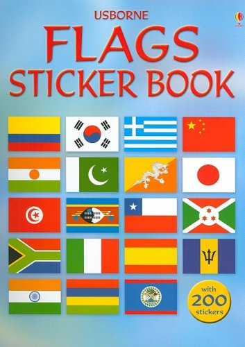 Flags Sticker Book (Spotter's Guides Sticker Books): Lisa Miles:  9780794513603: Amazon.com: Books