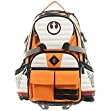 Bioworld Merchandising / Independent Sales Star Wars Rebel Squadron Pilot Laptop Backpack Standard