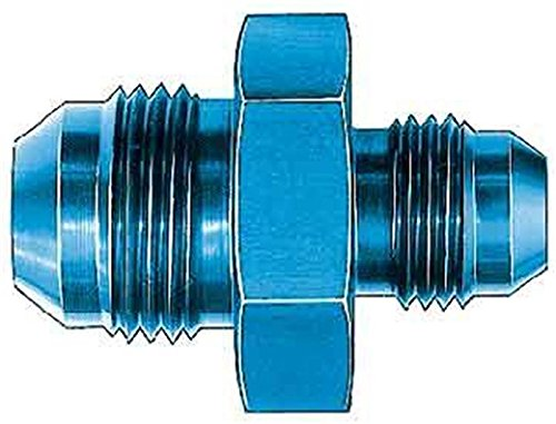 Aeroquip FBM2163 Union Reducer -10AN Dash To -08AN - Reducer Aeroquip
