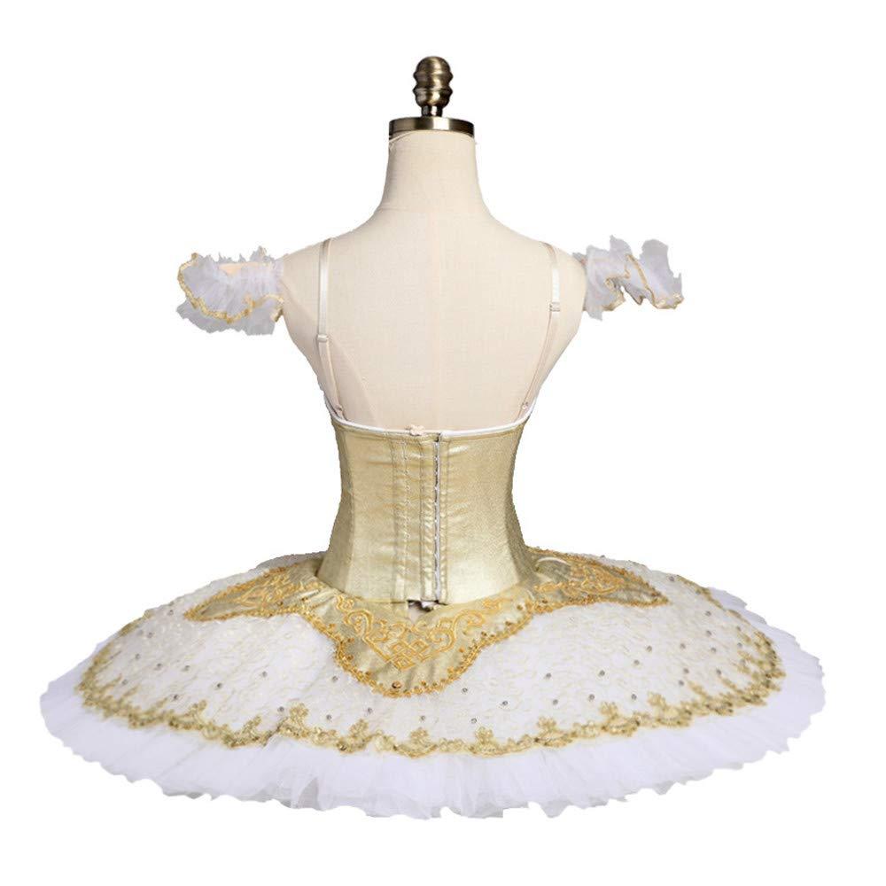 QSEFT Tutú De Ballet Profesional para Adultos, Falda Tutú De ...