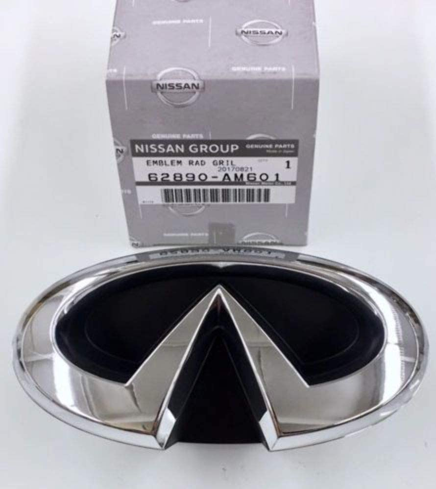 USED 2006 Infiniti G35 Rear Trunk Chrome OEM Emblem Sign Letter N Logo 04 05 06