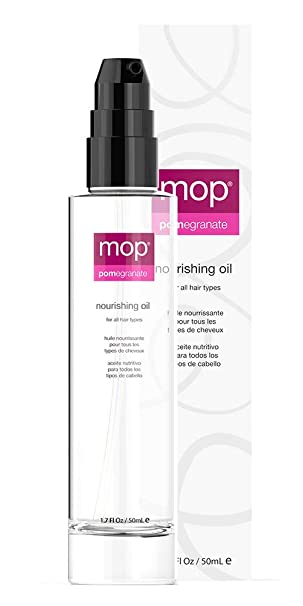 Amazon.com: MOP Nourishing Oil, Pomegranate, 1.7 Fl Oz: Luxury Beauty