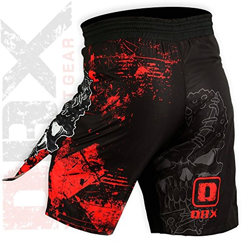 Ufc Cage Fighter - MMA Grappling Shorts Cage Fighter UFC Kick Boxing Short Muay Thai /XL