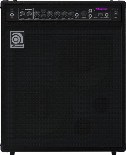 Ampeg BassAmp Series BA-210 450W RMS Dual 10'' Ported, Horn-Loaded Combo with Scrambler by Ampeg