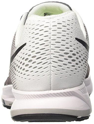 Gris dark white Pegasus Air Grey Running De 33 black Zoom Entrainement Nike Chaussures Wmns Femme qP6nv