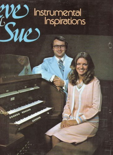 [LP Record] Steve and Sue Caudill- Instrumental Inspirations