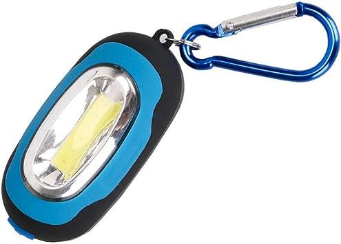 xinyawl Luz de la Bicicleta Multifunción Led Linterna portátil Mini Llavero Bolsa Mano Linterna Linterna: Amazon.es: Deportes y aire libre