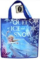 "Disney Frozen ""Queen of Ice and Snow"" Elsa Tote Bag"