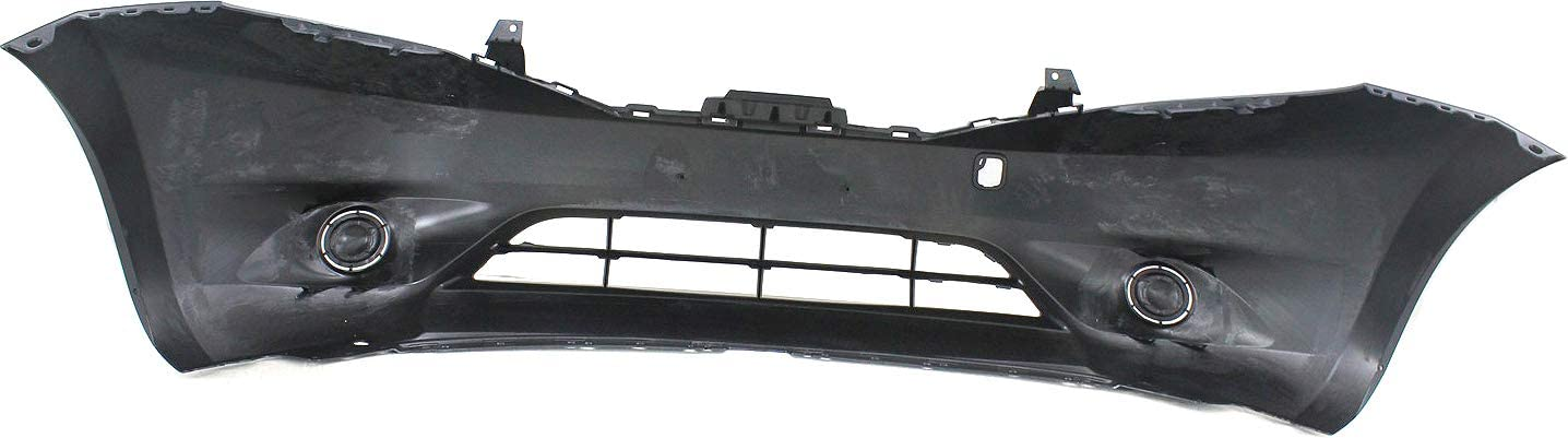 Front Bumper Cover Compatible with 2014-2016 Nissan Versa Note Primed
