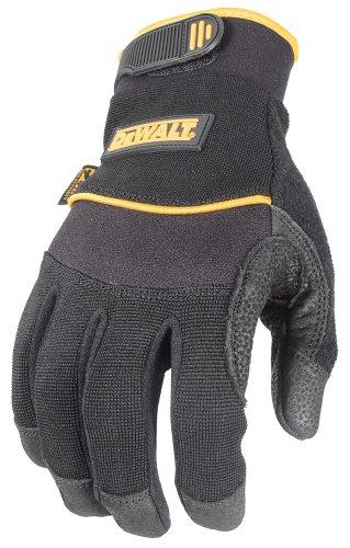 DeWalt DPG220XXL ToughTanned Premium Leather Palm Glove, XX-Large (Glove Dewalt Palm Leather)