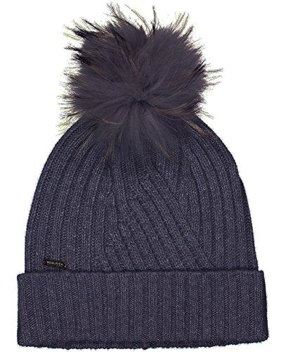 M Tg Woolrich Wwacc1350 Cappello Blu Col Hat Soft Donna W's xqr8pAwqz7