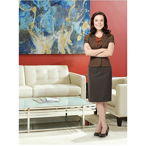 The Deep End Tina Majorino as Addy Fisher standing in office 8 x 10 Inch Photo