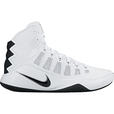 wholesale dealer 0f9f8 ee9d8 Amazon.com   NIKE Women s Hyperdunk 2016 TB Basketball Shoes White 844391  001 Size 12   Basketball