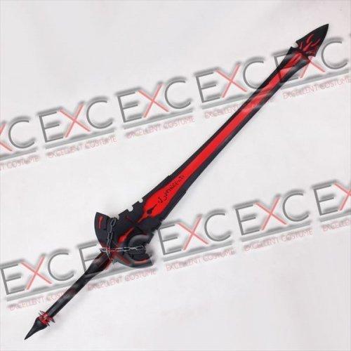 【コスプレ】Fate/Zero バーサーカー(ランスロット) 剣(模造) 無毀なる湖光(アロンダイト) 風 コスプレ用アイテム