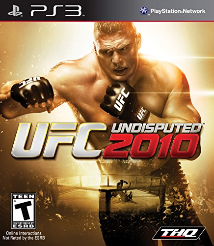 UFC undisputed 2010 (PS3) (UK) for sale  Delivered anywhere in USA
