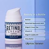 LilyAna Naturals Retinol Cream for Face - Retinol