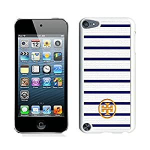 Beautiful Designed Case With Tory Burch 72 White For iPod Touch 5 Phone Case