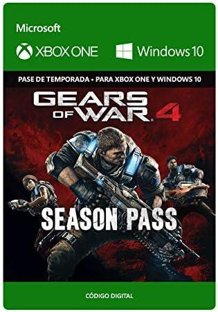 Gears of War 4: Season Pass   Xbox One/Windows 10 PC - Código de ...