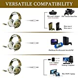 ECOOPRO Gaming Headsets PS4 Headset for Xbox One