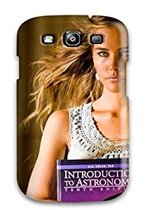 High-end Case Cover Protector For Galaxy S3(isabel Lucas In Transformers 2)