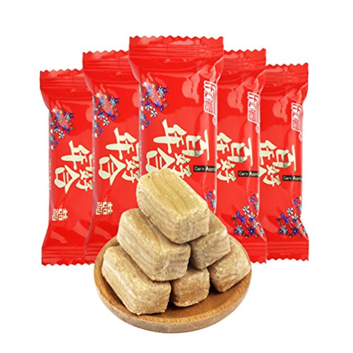 Chinese Traditional Wedding Sweets Peanut Crispy Candy for Happy Wedding Bai Nian Hao He Tang