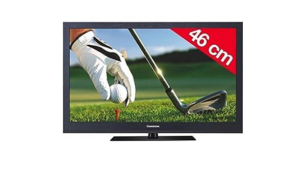 Changhong 19B1000H - Televisor (48,26 cm (19), HD-ready, 1366 x 768 Pixeles, Analógico, NTSC, NTSC M, 4W) Negro: Amazon.es: Electrónica
