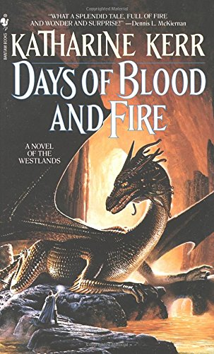 Image for Days of Blood and Fire - A Novel of the Westlands