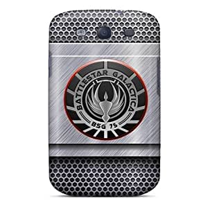 linJUN FENGHigh-quality Durable Protection Case For Galaxy S3(battlestar Galactica)