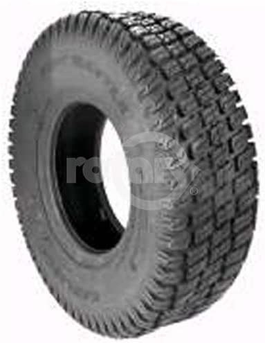 Rotary # 9888 Lawnmower Tire 18 x 650 x 8 Turf Master Tread Tubeless 4 Ply Carlisle Brand