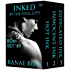 Inked in the Steel City Series Box Set #1: Books 1-3 (Inked in the Steel City Bundle Series)