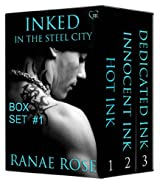 Inked in the Steel City Series Box Set #1: Books 1-3 (English Edition)