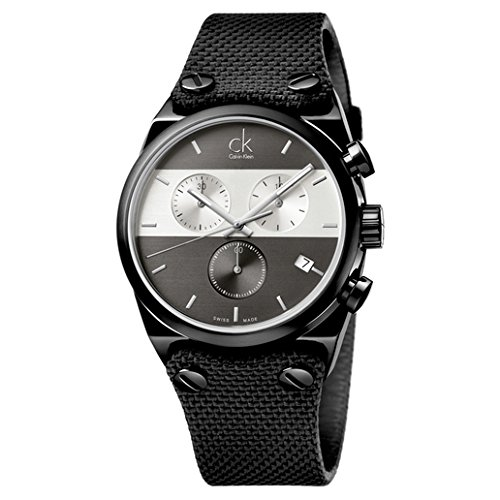 Calvin Klein Eager Men's Quartz Watch K4B384B3