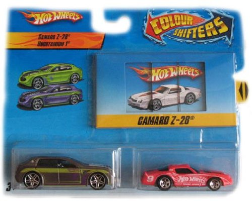camaro color shifter - 4