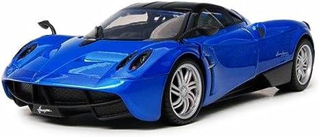 Pagani Huayra Motormax 79160-1//18 Scale Diecast Model Car Blue