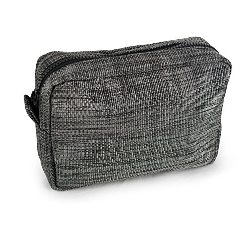 DII Portable Personal Care Essentials Large Cosmetic Bag/Pouch, Travel Organizer (Large Pouch)