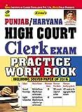 Kiran's Punjab/Haryana High Court Clerk Exam Practice Work Book - 1830