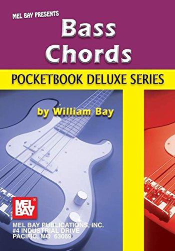 Mel Bay Bass Chords, Pocketbook Deluxe Series (Pocketbook - Bay Bass Mel