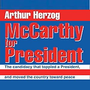 McCarthy for President Audiobook
