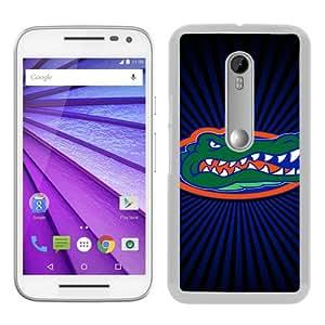 Unique Motorola Moto G 3rd Generation Case ,Fashionable And Popular Designed Case With Florida Gators 1 White Moto G 3rd Gen Cover Case Good Quality Phone Case